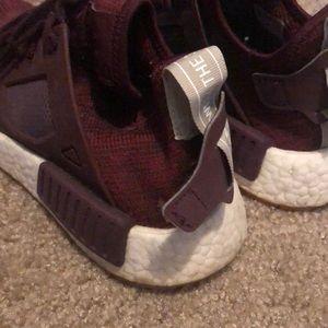 adidas Shoes - Adidas NMD Maroon Sneakers